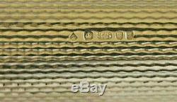 Montblanc Meisterstuck 146 Solid Gold 375 Hallmarked Fountain Pen F