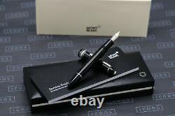 Montblanc Meisterstuck 147 Traveller Platinum Line Fountain Pen