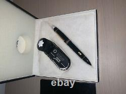 Montblanc Meisterstück 149 4810 Fountain Pen 18k Nib
