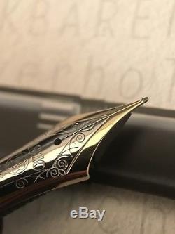 Montblanc Meisterstuck 149 Fountain Pen 14C Extra Fine Bi-Tone 1975-85