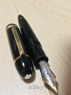 Montblanc Meisterstuck 149 Nib14C Fountain Pen