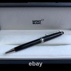 Montblanc Meisterstuck Ballpoint Pen Classique Platinum Line Item 2866