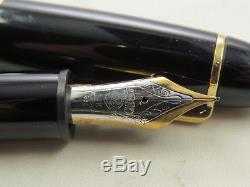 Montblanc Meisterstuck Fountain Pen # 149. Gold Nib 4810