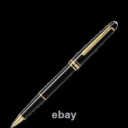 Montblanc Meisterstuck Gold-Coated Classique Rollerball Pen