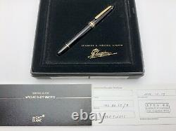 Montblanc Meisterstuck Hommage A Frederic Chopin No. 145 Fountain Pen