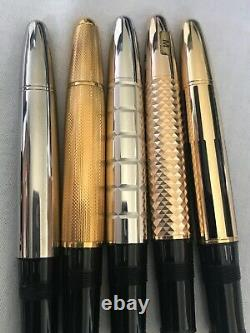 Montblanc Meisterstuck LeGrand 146, Solitaire Series, (Collection of 10 Pens)