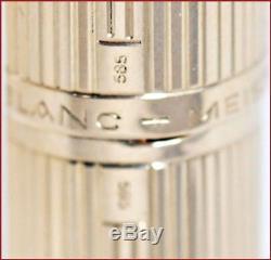Montblanc Meisterstuck Solid Gold N. 94/ Piston Filler/goertz Bmw Fountain Pen