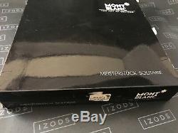 Montblanc Meisterstuck Solitaire Vermeil LeGrand Rollerball Pen Rare