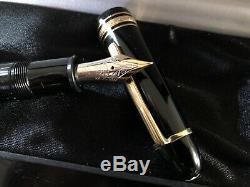 Montblanc Meisterstuck no149 Diplomat Fountain Pen 14K M Nib