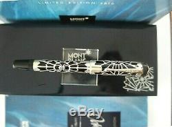 Montblanc Octavian Patron Of Arts Limited Edition Fountain Pen/1993