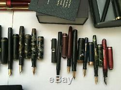 Montblanc /Parker/Sheaffer/ Cross/Pelikan etc