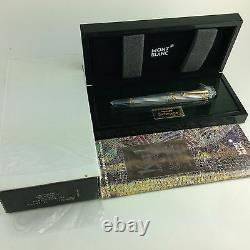 Montblanc Patron Of The Arts Karl The Great LE 4810 Fountain Pen