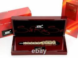 Montblanc Semiramis Füller Füllfederhalter Limited Edition 4810 Fountain Pen