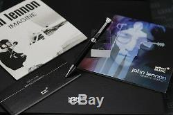Montblanc Special Edition John Lennon Ballpoint Pen UNUSED
