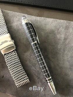 Montblanc Watch Pen Combo