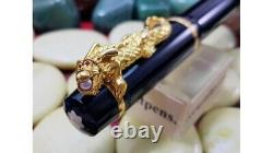 Montblanc Year Of The Golden Dragon 2000