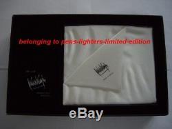 Montblanc herbert von karajan fountain pen mont blanc limited edition donation