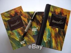 Montblanc marcel proust stylo plume mont blanc édition limitée 1999 écrivain