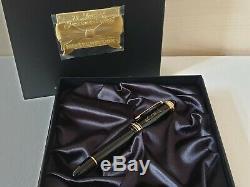 NEW Montblanc 75th Anniversary 149 Fountain Pen Helmut Newton Ltd Ed 47/75