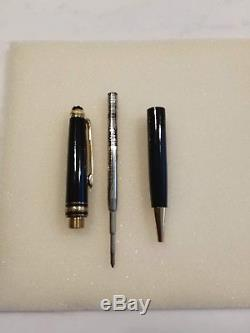 NEW Montblanc 75th Anniversary Ballpoint Pen 164 Black