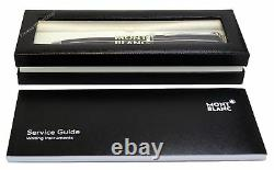 NEW Montblanc Cruise Collection INFLIGHT Ballpoint Pen 113036