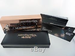 NEW Montblanc Meisterstück 90 Years LeGrand Rollerball Pen 111068
