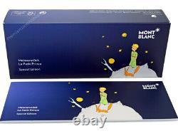 NEW Montblanc Meisterstuck Le Petit Prince & Fox LeGrand Roller-Ball Pen 118053