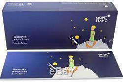 NEW Montblanc Meisterstuck Le Petit Prince & Fox Midsize Ballpoint Pen 118054