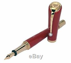 NEW Montblanc Muses Marilyn Monroe Special Edition Fountain Pen (M) 116066