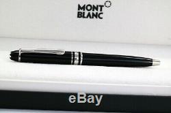 Neu Montblanc 116 Platin Mozart Kuli Meisterstück 116p Ballpoint Pen Ovp 108749