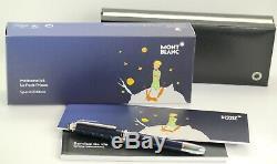 Neu Montblanc 145 Classique Le Petit Prince Fox Füller 118056 Prinz Fountain Pen