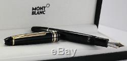 Neu Montblanc 146 Gold Coated Legrand Füller Mst Füllfederhalter Pen 13661