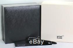 Neu Montblanc 149p Füller Platinum Meisterstück Zigarre 149 Platin Pen Ovp
