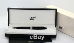Neu Montblanc 164 Platinum Meisterstück Classique Kuli 164p Ballpoint Pen 2866