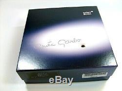 Neu Montblanc Greta Garbo Kugelschreiber Special Edition Ovp Ballpoint Pen 2006