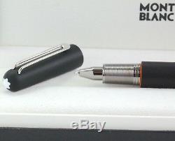 Neu Montblanc M Ultra Black Kugelschreiber Marc Newson Kuli Ballpoint Pen 116564