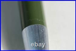 Oliv grüner MONTBLANC 1980er BallPix Pen KUGELSCHREIBER neue Mine in Blau