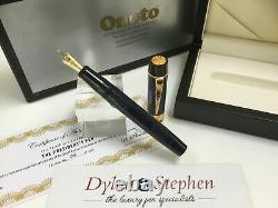Onoto Magna the WES Presidents special limited edition fountain pen NEW