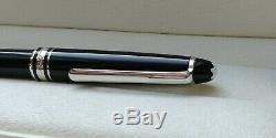 Original Montblanc MST Platin Line Meisterstück Classique Ballpoint Pen
