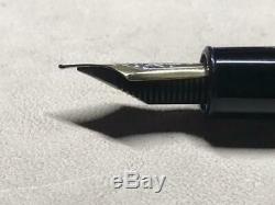 VINTAGE! MONTBLANC MEISTERSTÜCK 149 18k Fountain Pen nib M