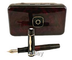 VINTAGE MONTBLANC MEISTERSTUCK N 138 Gold Nib Fountain pen 1930s