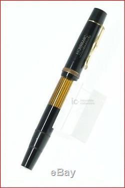 VINTAGE UNINKED MONTBLANC MEISTERSTUCK N134 Metal Nib War Time Fountain pen