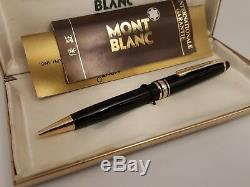 Vintage MONTBLANC Meisterstuck Classique 164 Ballpoint Pen, MINT