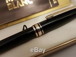 Vintage MONTBLANC Meisterstuck Classique 164 Ballpoint Pen, NEAR MINT