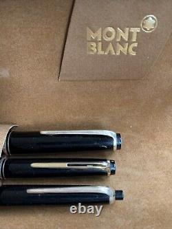 Vintage Mont Blanc Pen, Pencil, Fountain Pen Set No. 24,26,28 In Box FIXED PRICE