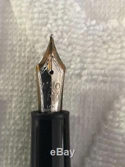 Vintage Montblanc Meisterstuck Fountain Pen #146