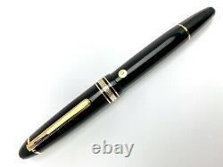 Vintage Montblanc Meisterstuck No. 146 Fountain Pen