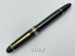 Vintage Montblanc Meisterstuck No. 149 Fountain Pen 001