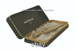 Vintage Montblanc N 132 585 Gold Fountain Pen 1937