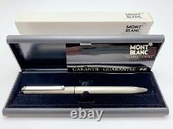 Vintage Montblanc S-Line 2 Colors No. 2735 Ballpoint Pen